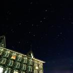NIKON NIKON D40で撮影した風景(星降る上越)の写真(画像)
