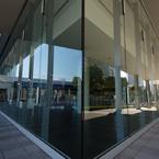 NIKON NIKON D40で撮影した建物(Symmetry)の写真(画像)