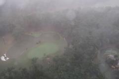 台風24号の直撃を受けました