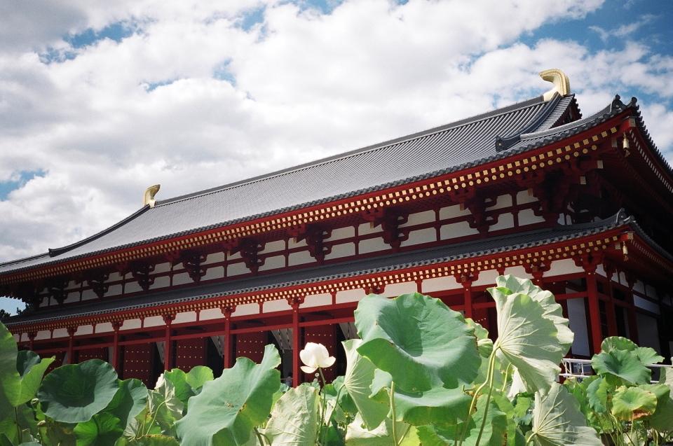 薬師寺・大講堂