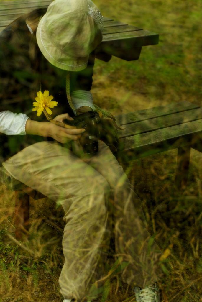 心に花咲く瞬間