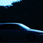 NIKON NIKON D200で撮影した乗り物(Silhouette)の写真(画像)