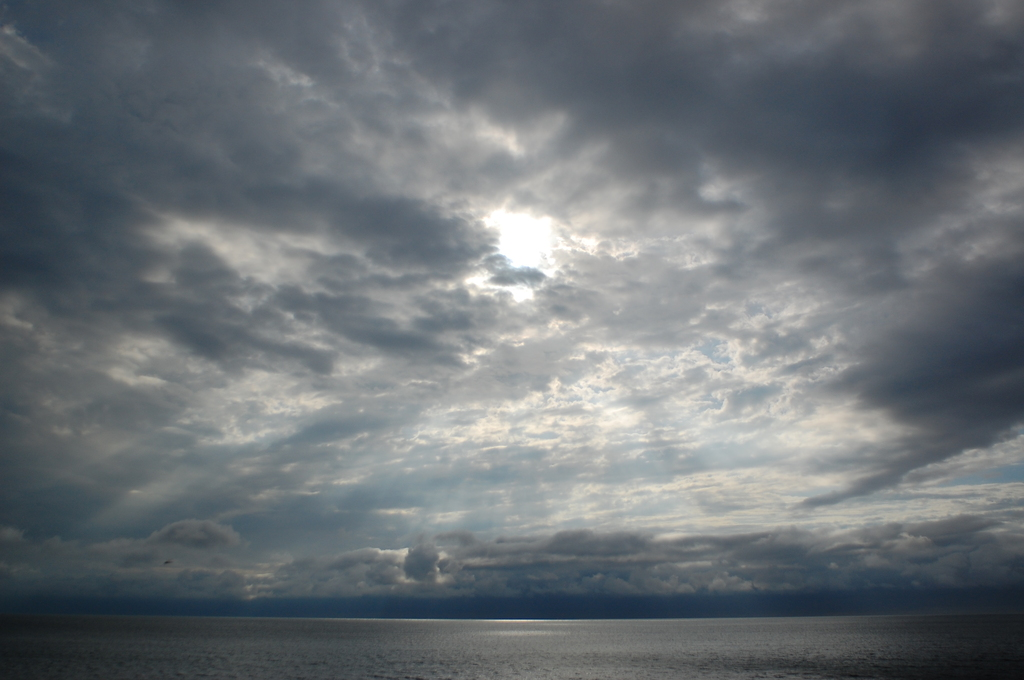 雲のヴェール