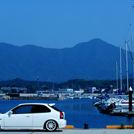 NIKON NIKON D200で撮影した乗り物(yacht harbor)の写真(画像)