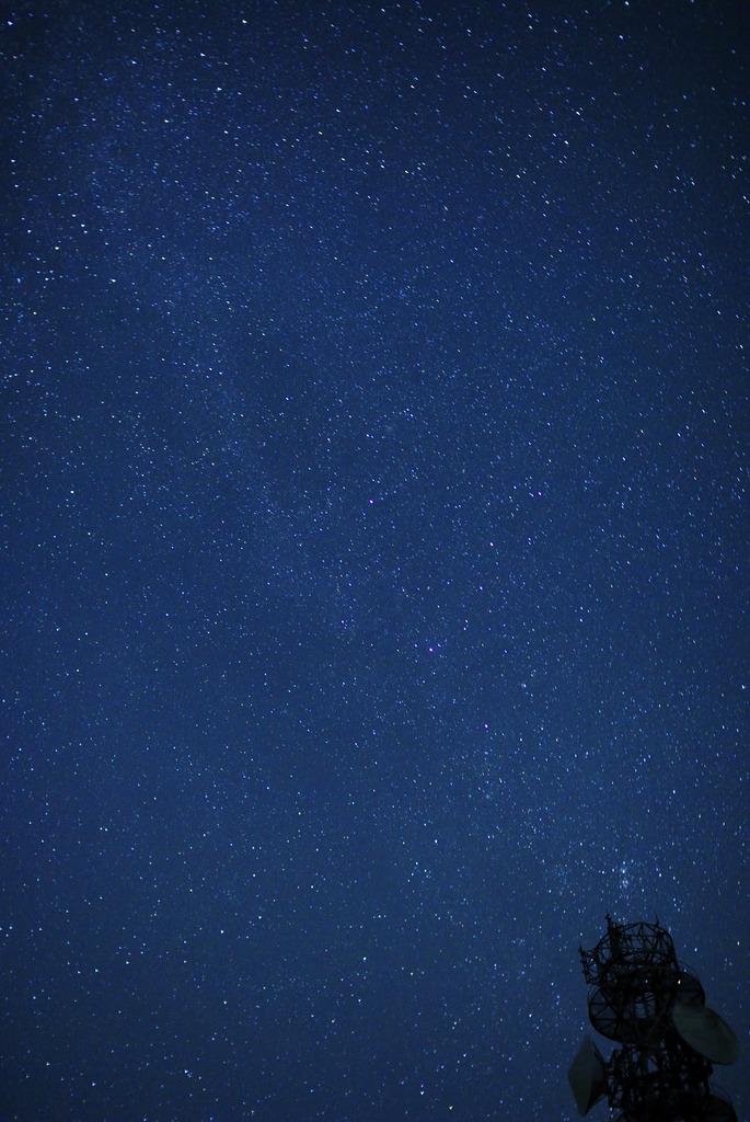 星のオーラ
