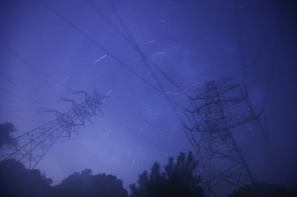 北天星群 30minutes