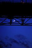闇夜と光の境界線