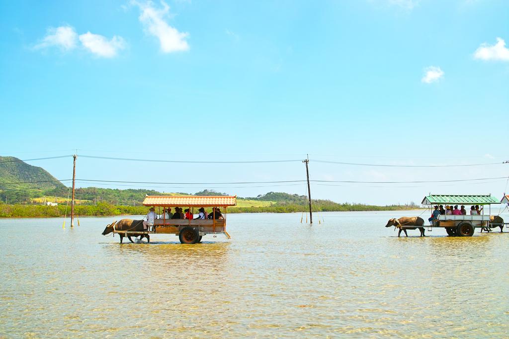由布島の交通