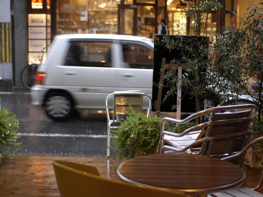 雨日のCafe
