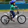 自転車でゴー!
