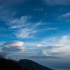 雲のある日