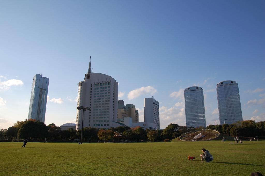 幕張の公園