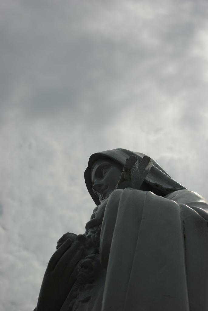 聖テレジア像