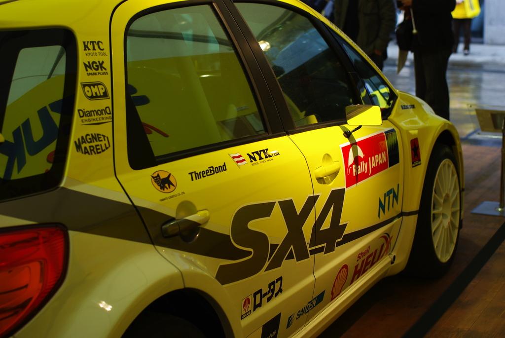 SX4 WRCⅢ
