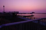 とある港の夕景Ⅱ
