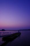 とある港の夕景Ⅲ