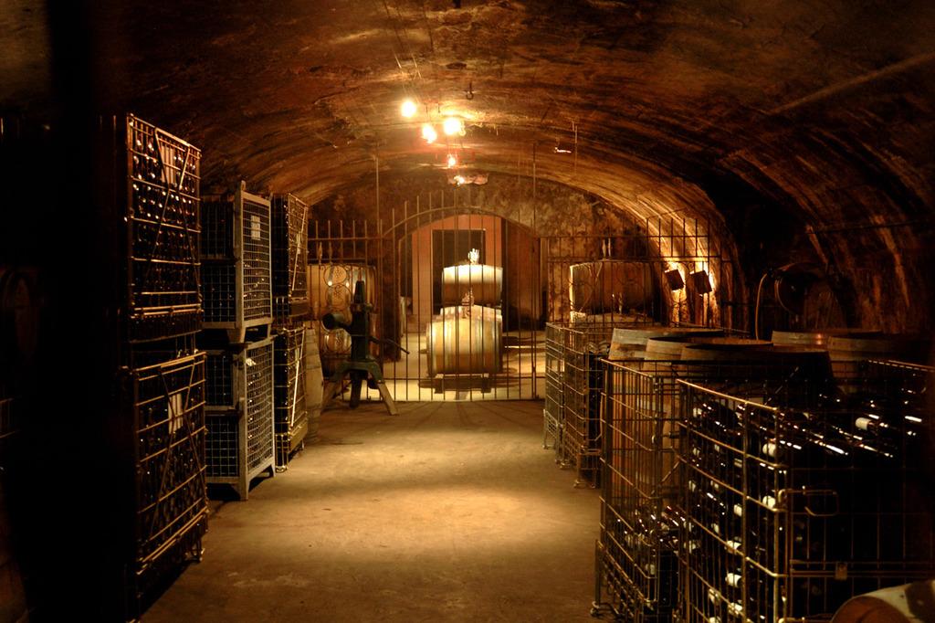 ワインの寝室