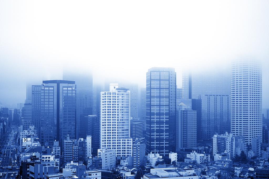 blue な風景