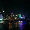 重慶 長江夜景