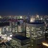 都会の夜景はやっぱ(^_^)V