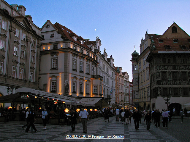Old Square, Prague