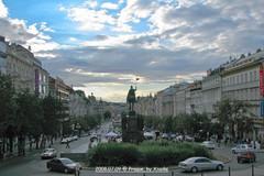 Mustek, Prague