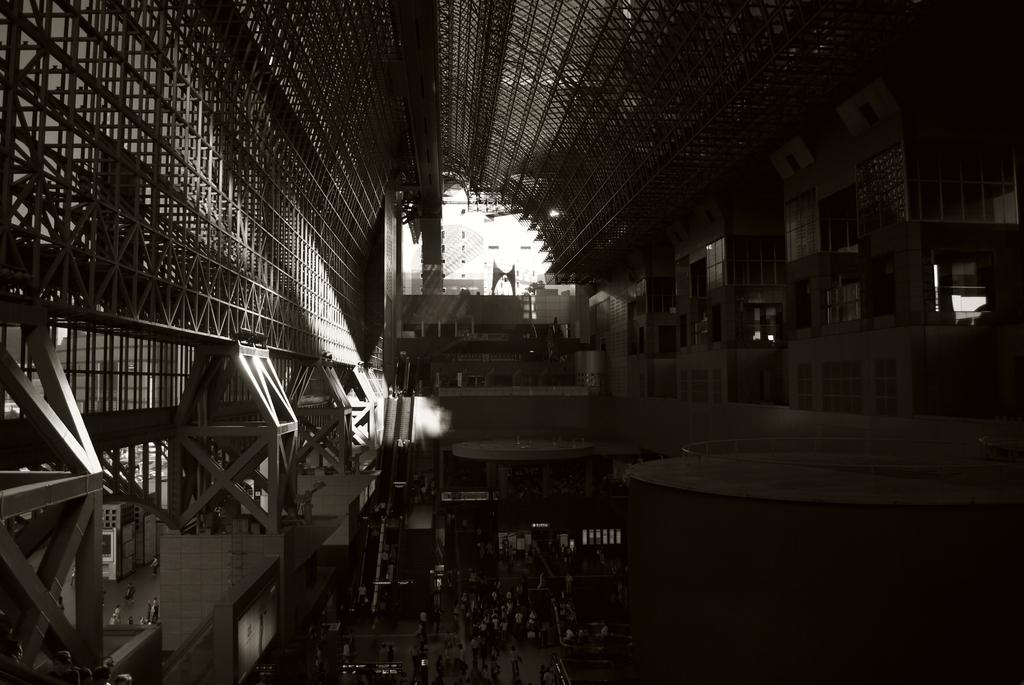 駅 -kyoto station-