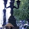 日本橋と僧侶