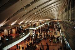 羽田空港ターミナル