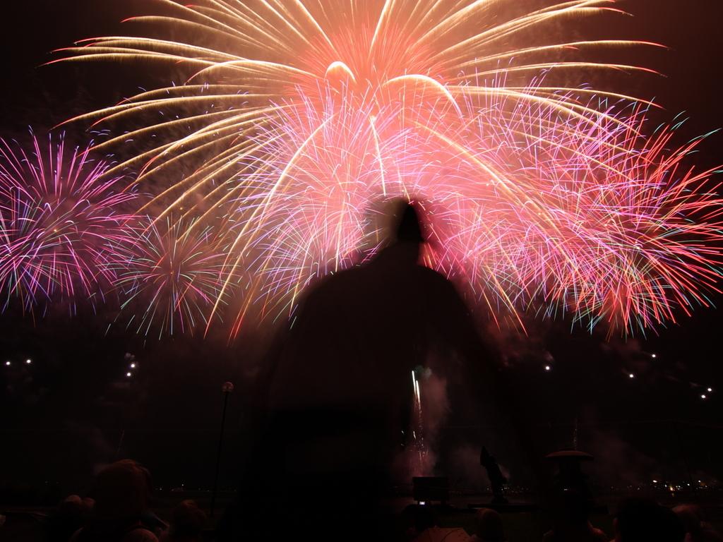 2009 諏訪の花火