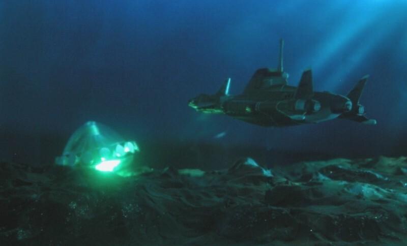 深海のスカイダイバー