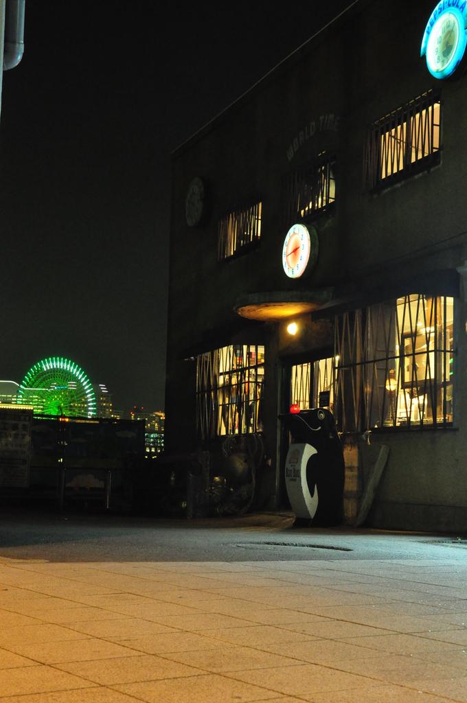 Yokohama Night Walk Part.3