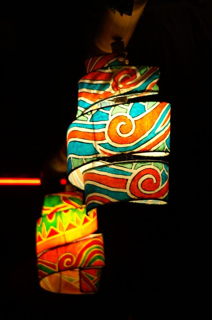 南国の灯り