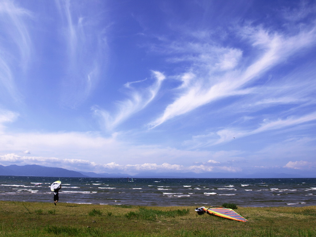 東近江 おばけ浜