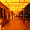 赤い廊下@赤レンガ倉庫