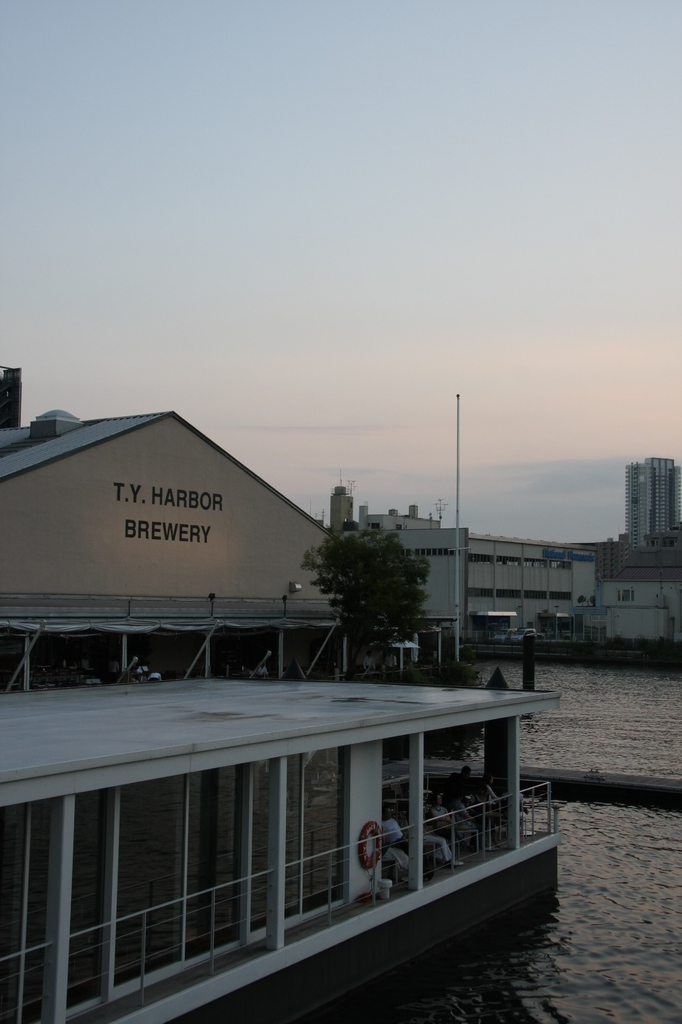 T.Y.HARBOR BREWERY@天王洲アイル