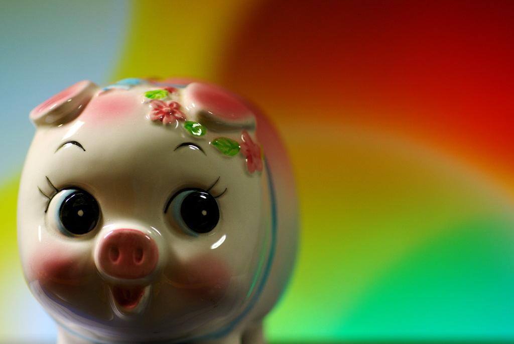 春ときどき豚。