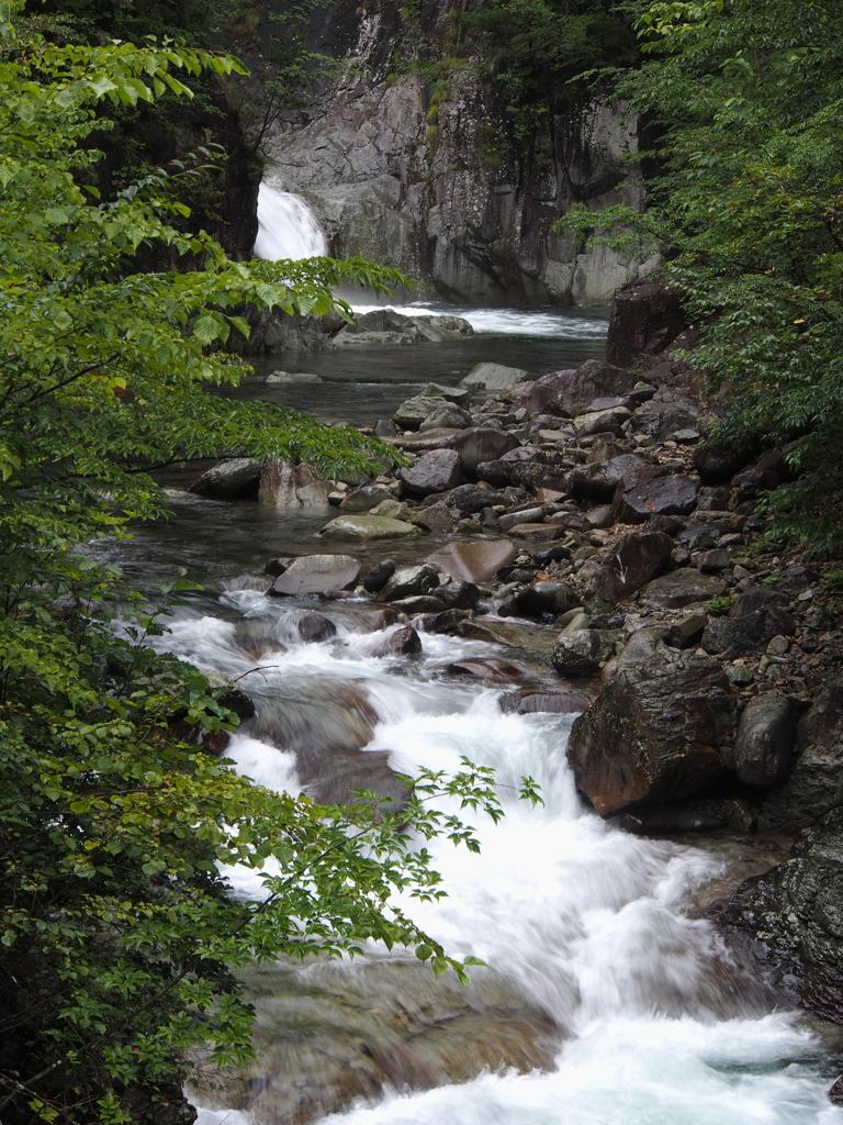 小滝の小滝