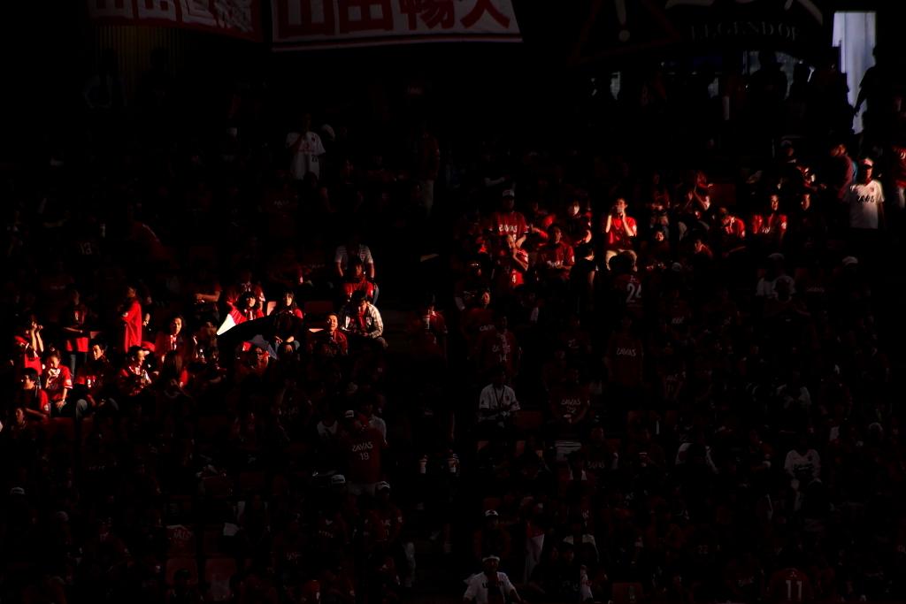 赤い悪魔・・・