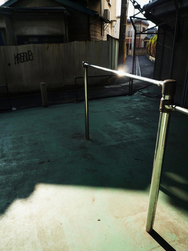 Iron-bar