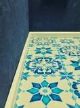DIY クションフロア 巾木 珪藻土壁