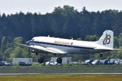 BREITLING DC-3 Ⅸ