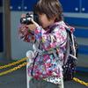 ちびっ子カメラ女子 もうすぐ2年生