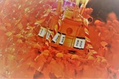 男火祭り うぉぉー