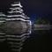 白い松本城