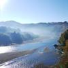 那珂川の朝