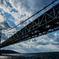 明石海峡大橋(2015)