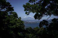 富士 虚空蔵尊より