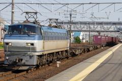 JR貨物 EF66形牽引コンテナ列車