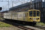 近江鉄道の黄色電車